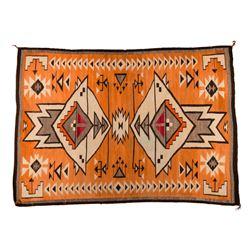 "Navajo Weaving, 7'4"" x 5'1"""