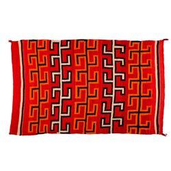 "Navajo Weaving, 4' x 6'8"""