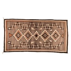 "Navajo Weaving, 5'1"" x 9'8"""