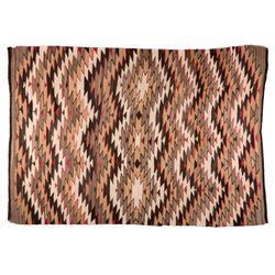 "Navajo Weaving, 5'10"" x 8'6"""