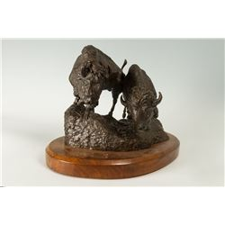 Bob Wood, bronze