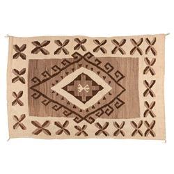 "Navajo Weaving, 3'8"" x 5'8"""