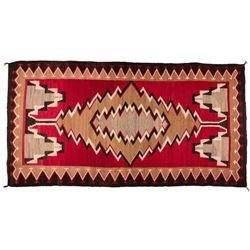 "Navajo Weaving, 9'4"" x 4'10"""