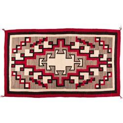 "Navajo Weaving, 7'2"" x 4'3"""