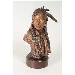John Coleman, bronze