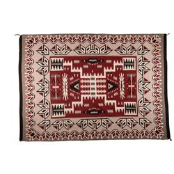 "Navajo Weaving, 7' x 8'7"""