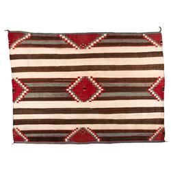 "Navajo Weaving, 4'8"" x 6'5"""