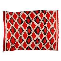 "Navajo Weaving, 6' x 4'4"""
