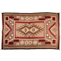 "Navajo Weaving, 11'4"" x 7'11"""