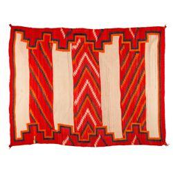"Navajo Weaving, 6'1"" x 4'7"""