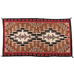 "Navajo Weaving, 4'10"" x 8'9"""
