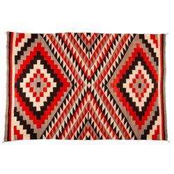 "Navajo Weaving, 7'1"" x 5'2"""