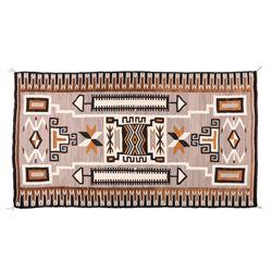 "Navajo Weaving, 8'4"" x 4'8"""