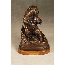 James L. Clarke, bronze