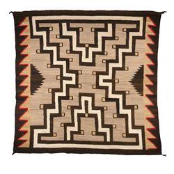 Navajo Weaving, 5'10  x 5'9