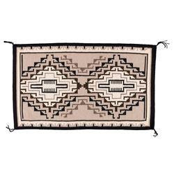 Navajo Weaving, 3'9  x 2'3