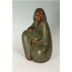 Martha Pettigrew, bronze
