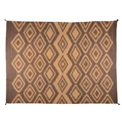 "Navajo Weaving, 6'4"" x 8'6"""