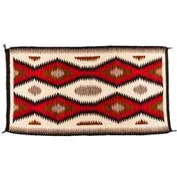"Navajo Weaving, 5'1 ½"" x 2'9"""