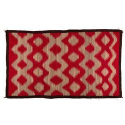 "Navajo Weaving, 6'2"" x 3'8"""