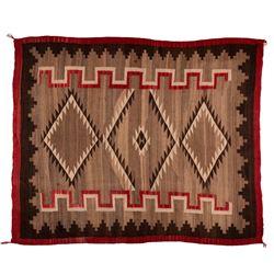 "Navajo Weaving, 5'4"" x 4'5"""