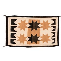 "Navajo Weaving, 2'8"" x 4'8"""