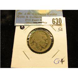 1914 S Buffalo Nickel G-4