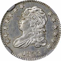 1825 JR-2. Rarity-8 as Proof.