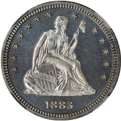 1883 Proof-64 Cameo NGC.