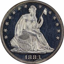 1883 Proof-63 Cameo NGC.