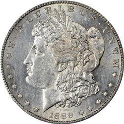 1889-CC AU-58 NGC.