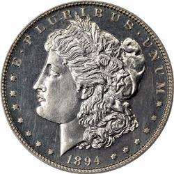 1894 Proof-64 NGC.
