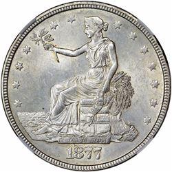 1877 MS-61 NGC.