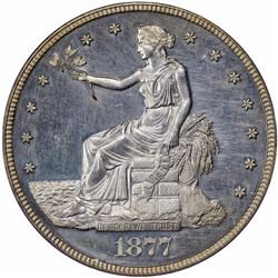 1877 Proof-61 CAM PCGS.