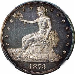 1873 Proof-63 NGC.