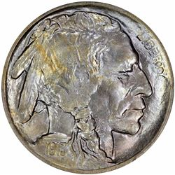 1913 Buffalo. Type II. MS-66 PCGS.