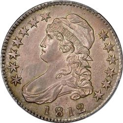 1812 O-103. Rarity-1. Genuine – Cleaning – AU Details PCGS.