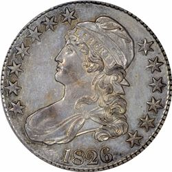1826 O-108. Rarity-1. Genuine – Cleaning – AU Details PCGS.