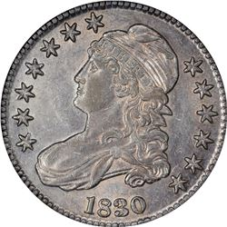 1830 O-117. Small 0. Rarity-2. AU-53 NGC.