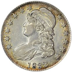 1832 O-101a. Large Letters. Rarity-1. EF-45 PCGS.