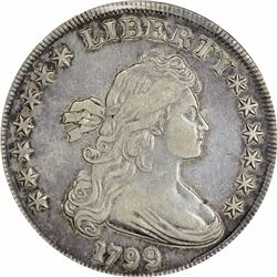 1799 BB-158, B-16. Rarity-1. VF-35 PCGS.