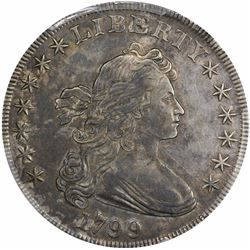 1799 BB-161, B-11. Rarity-2. EF-40 PCGS.