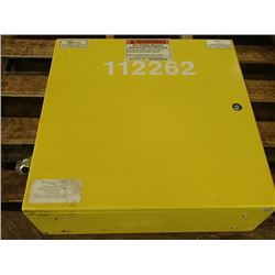 "Industrial Conrol Box, 20"" x 20"" x 7"""