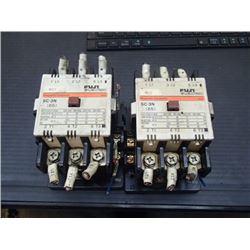 Fuji Contactors (2) SC-3N