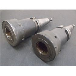 CAT40 Series TG/PG 150 Collet Chucks, 2 Total