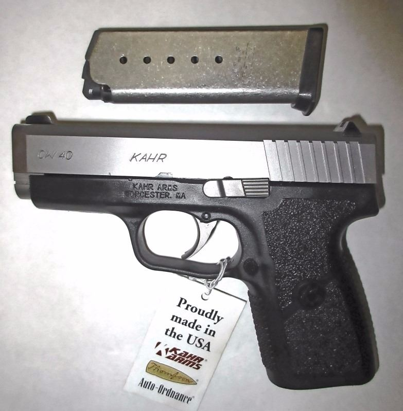 Kahr Arms CW40  New in box
