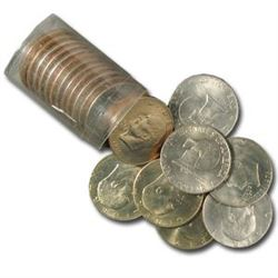 Lot of (20) IKE Dollars