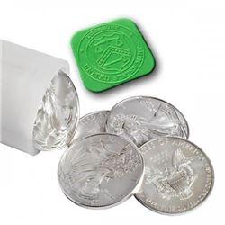 (20) US SIlver Eagles UNC - Mint Direct