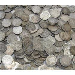 (20) Circulated  Morgan Silver Dollars from photo