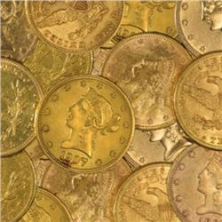 $10 Gold Liberty Random Date from Image (1)